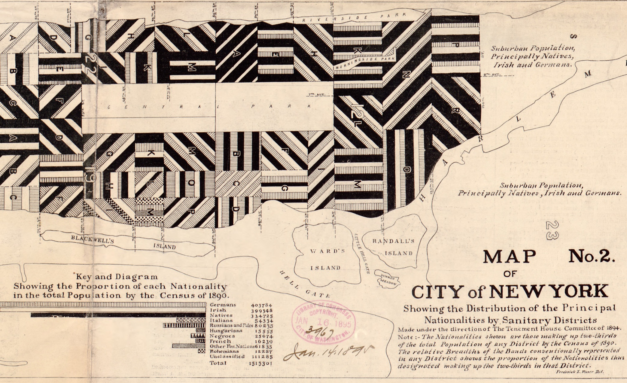 Posted On Thu January 26 2017 By Emily Nonko In History Manhattan Maps