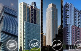 Rental COncessions, NYC No fee apartments, Free Rent