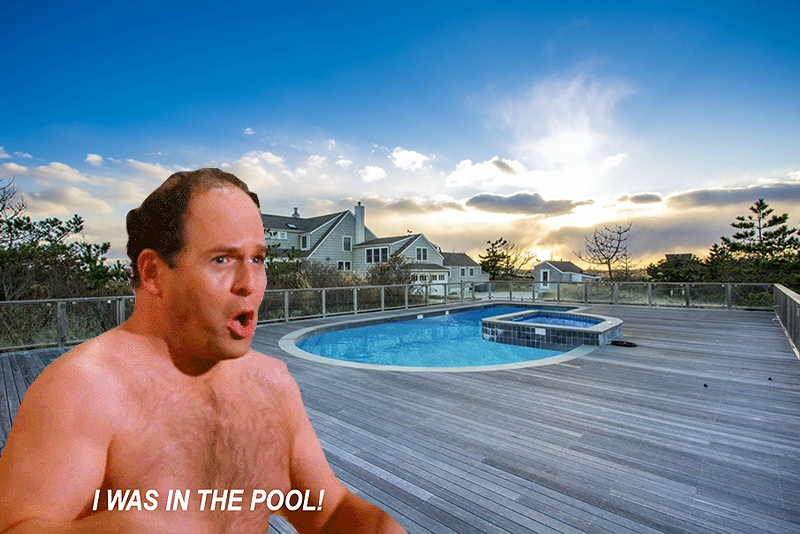 Hamptons mansion from Seinfeld's 'shrinkage' episode sells for $5.7M