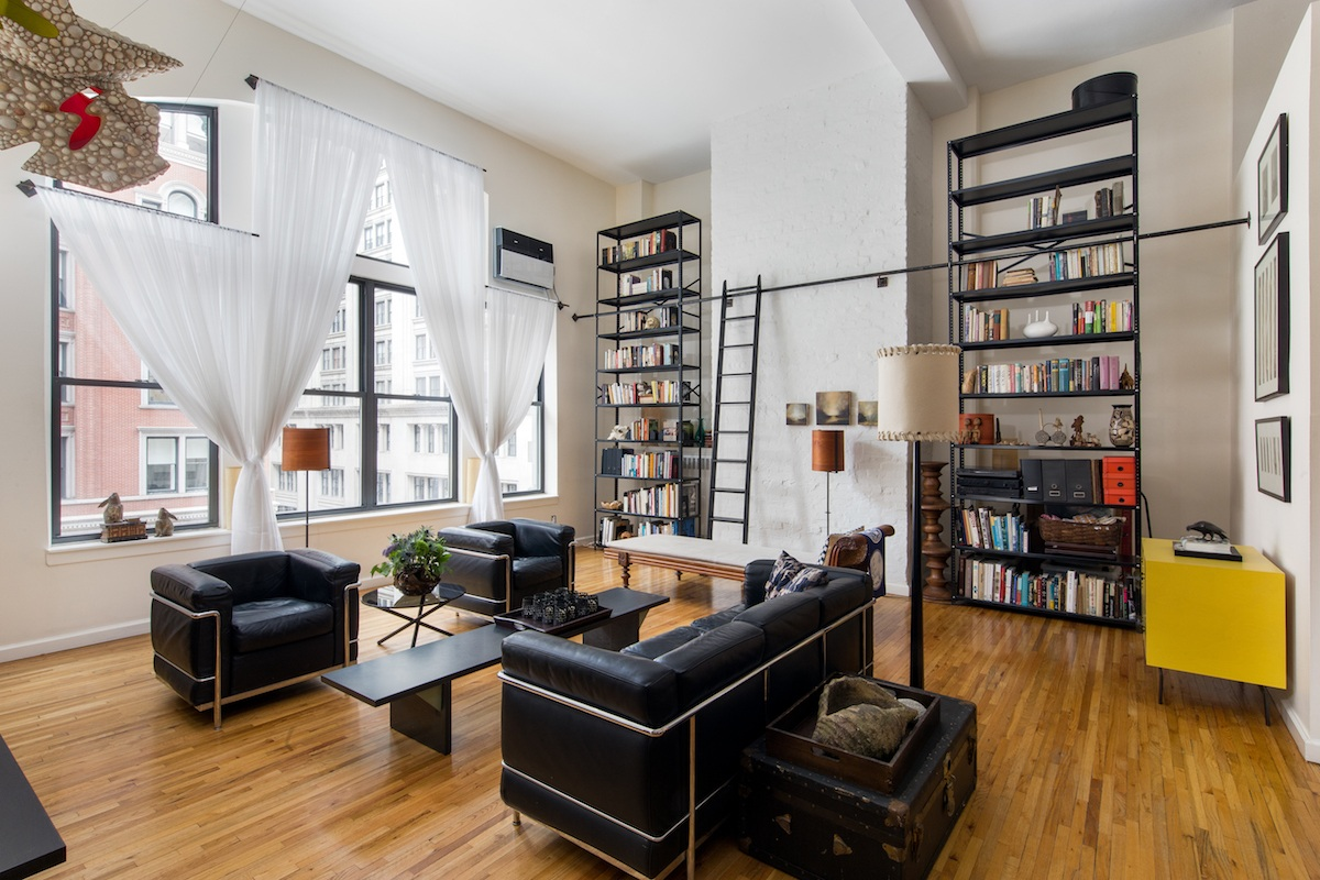 131 Fifth avenue, cool listings, flatiron, lofts, co-ops,