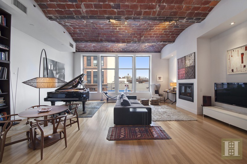 Concert Pianist Inon Barnatan Looks To Unload His Harlem Loft For 225 Million