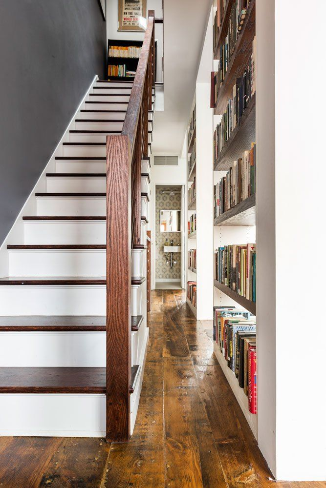 This windsor terrace townhouse reno by barker freeman was for The terrace house book