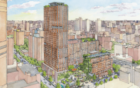 Sendero Verde development, affordable housing, East Harlem