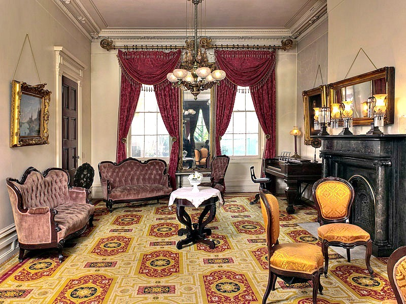 NYC's 10 best historic house museums | 6sqft on houses in the 1800s, home interior designs from the 1800s, house in south 1800s,