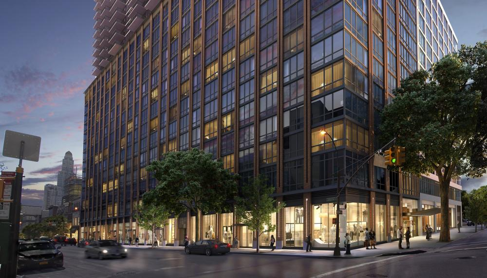 108 affordable apartments up for grabs in Downtown Brooklyn's 33 Bond Street, from $613/month