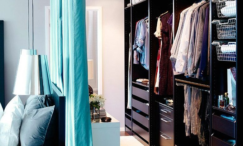 Tips and storage ideas for couples living together in small ...