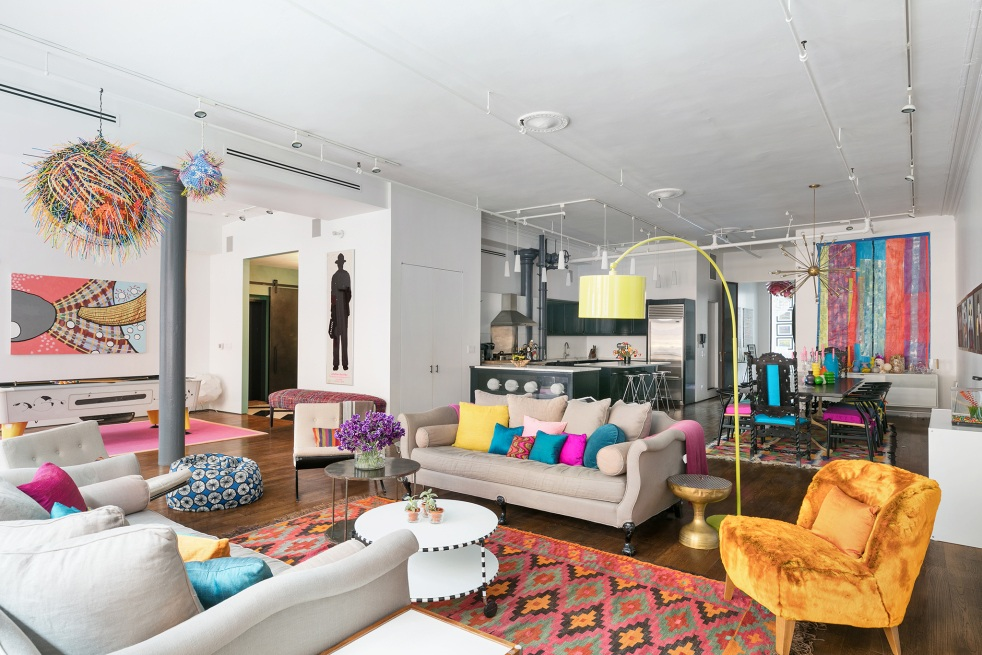 Thrillist co founder ben lerer lists colorful pop art for House get dizain