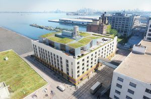 WXY architecture + urban design, Made in NYC Campus, Sunset Park development, Bush Terminal