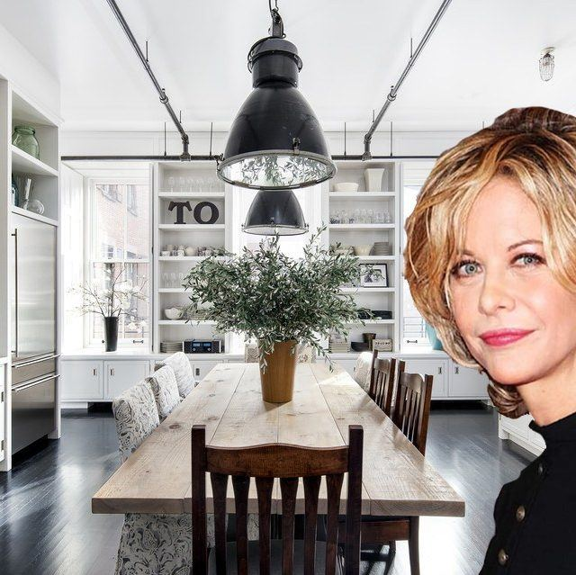 Meg Ryan's moody, 'Megan-ized' Mercer Street loft sells for $9.9M