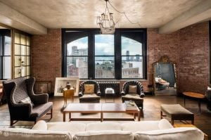 477 Washington Street, 533 Canal Street, Soho celebrities, Kirsten Dunst apartment