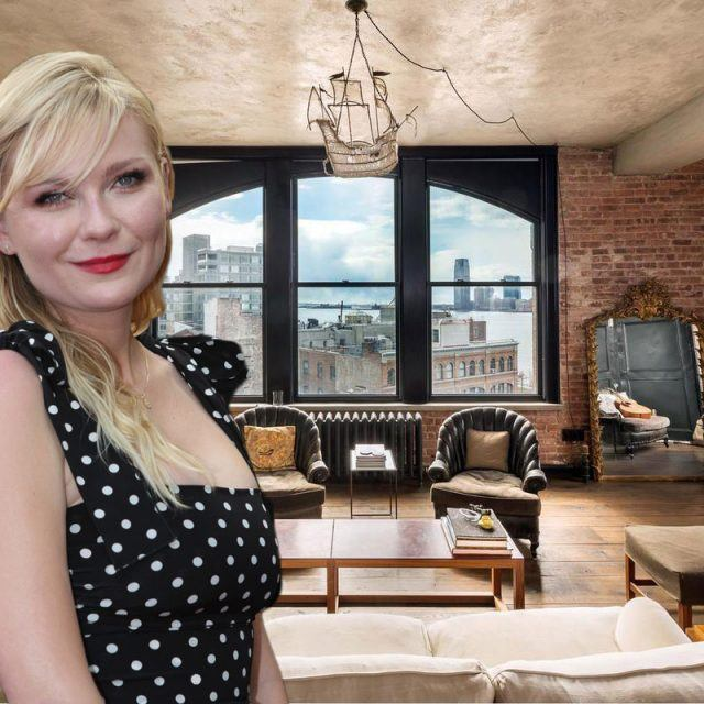 Kirsten Dunst chops price of Soho penthouse; Anthony Bourdain has no lease, no CEO for SuperPier food hall