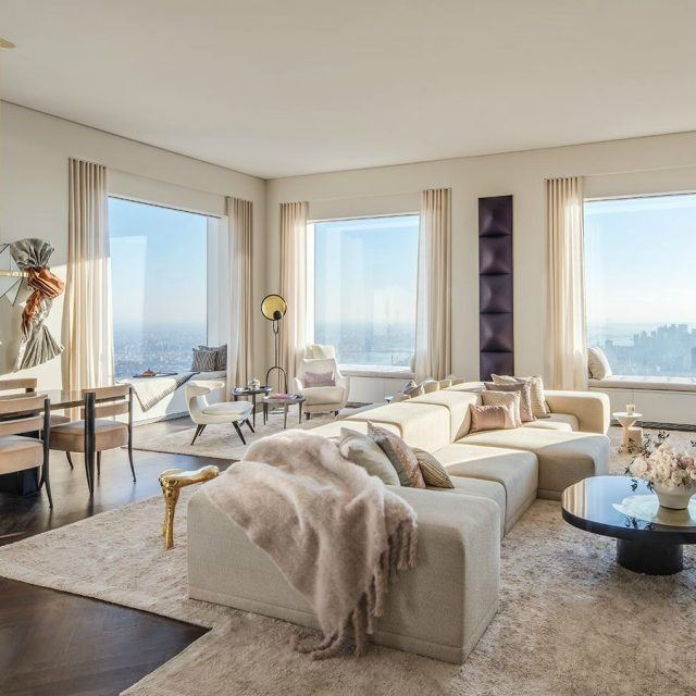 Everything in this 432 Park model apartment is for sale; Meet the last original Frank Lloyd Wright owners