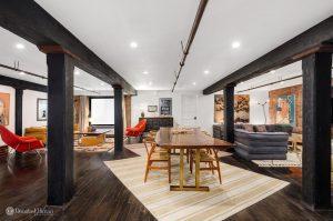 288 West Street, Jason Biggs, Jenny Mollen, Tribeca lofts, Tribeca celebrities