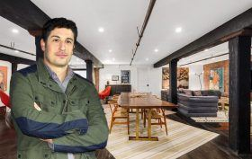 288 West Street, Jason Biggs, Jenny Mollen, Tribeca lofts, Tribeca celebrities