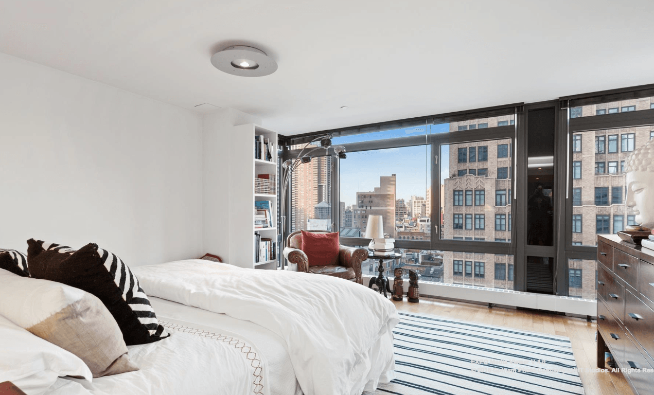 92 Warren Street, tribeca, penthouses, cool listings, duplexes, outdoor spaces, condos, condominiums