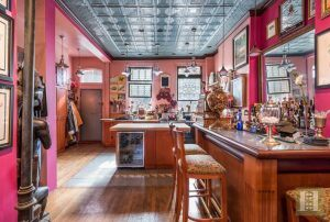 578 Myrtle Avenue, Clinton Hill, Townhouses, outdoor spaces, cool listings, quirky homes