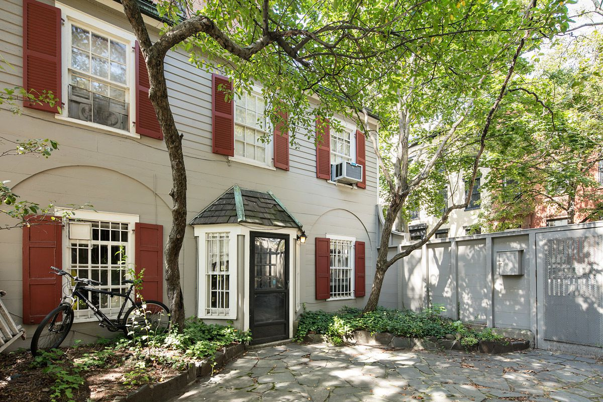 oldest home in brooklyn heights is on the market for 6 65m 6sqft