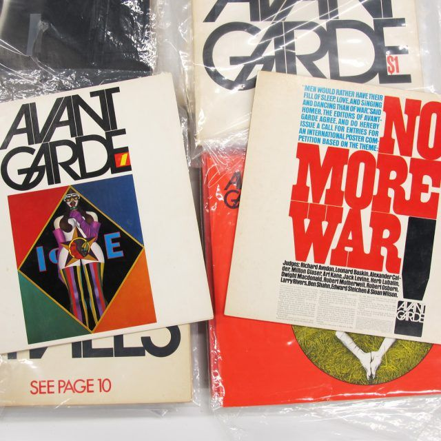 Inside New York's little-known graphic design museum, The Herb Lubalin Center