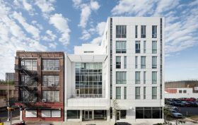Richard Meier, RBH Group, Teachers Village, downtown Newark