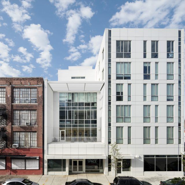 Richard Meier's mixed-use Teachers Village development is revitalizing downtown Newark