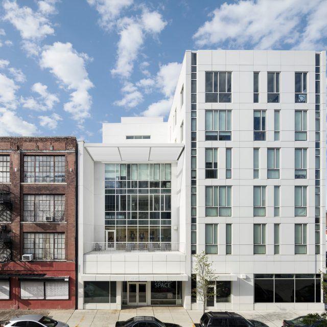 Richard Meier's mixed-use Teachers Village development is revitalizing downtown Newark