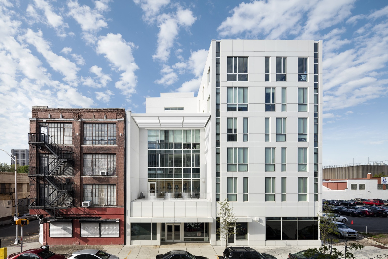 Richard Meier S Mixed Use Teachers Village Development Is Revitalizing Downtown Newark 6sqft
