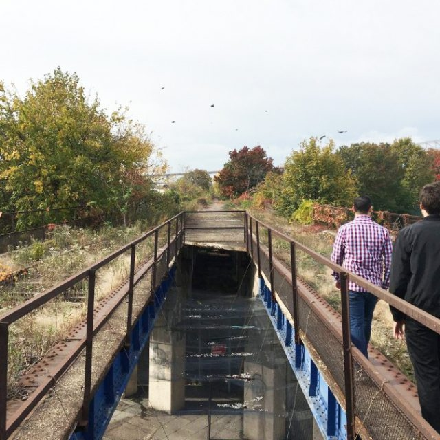 High Line-style park proposed for a half-mile stretch of abandoned Staten Island rail