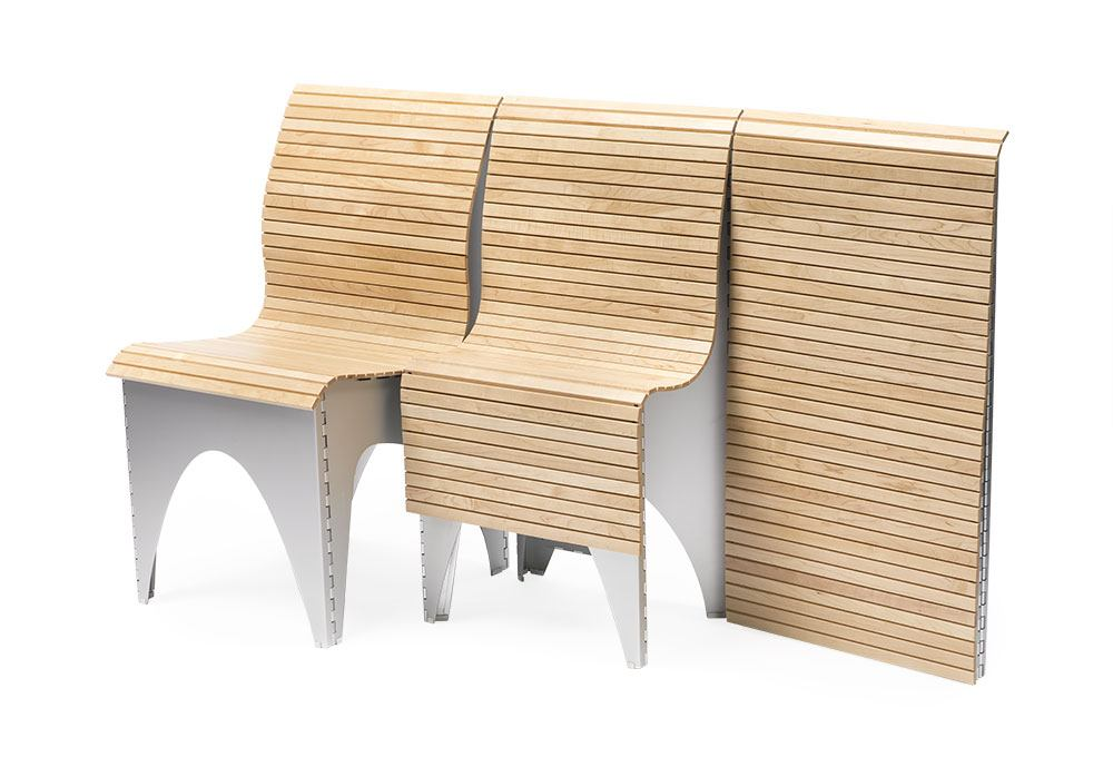 Transformable Ollie Chair Unfurls With The Pull Of A String 6sqft