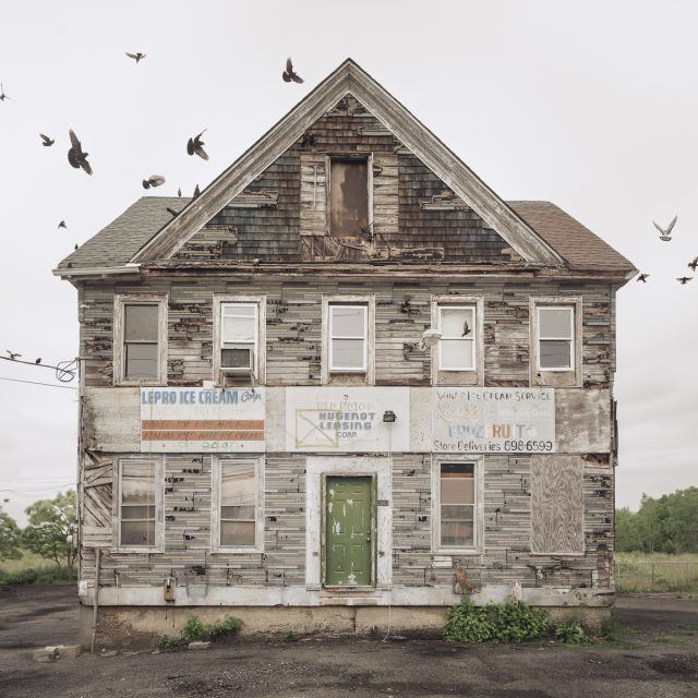 The Urban Lens: Will Ellis explores the relics and ruins of Staten Island's remote edges