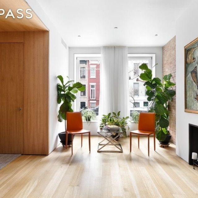 $10M Upper East Side townhouse is introducing its neighbors to the future