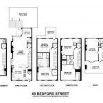 65 Bedford Street, cool listings, West Village, townhouses