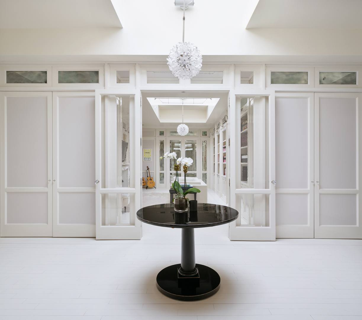 10 Light Street Apartments: Gwyneth Paltrow's All-white Tribeca Penthouse Gets $3M