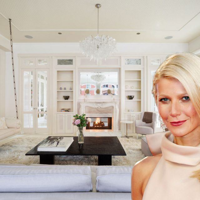 Gwyneth Paltrow sells Tribeca penthouse with fuzzy nap zones for $10.7M