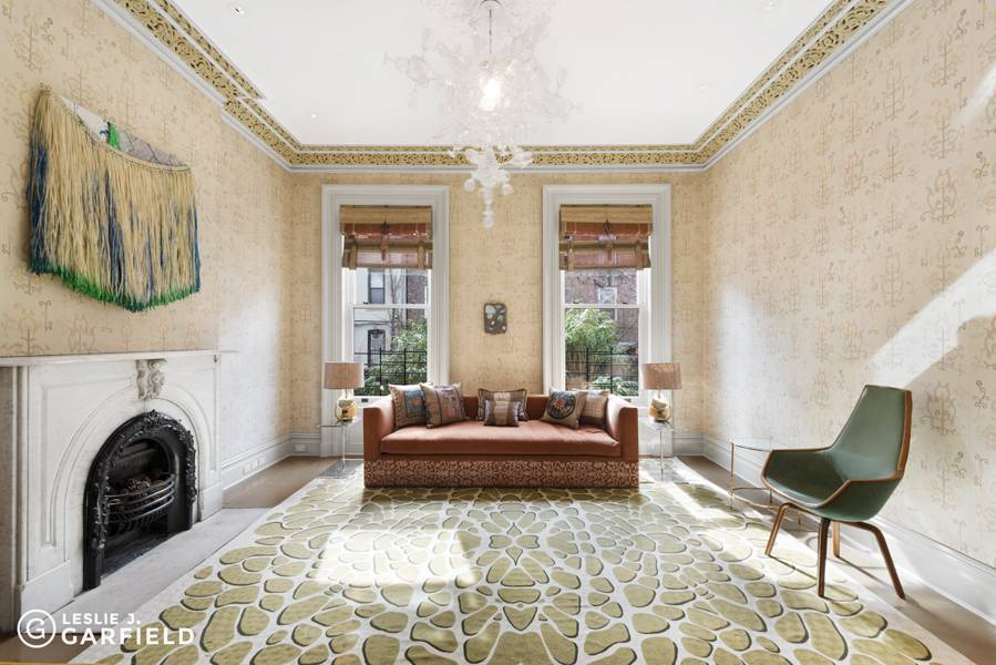 Media mogul Adriana Cisneros looks to unload her $7.85M Chelsea townhouse