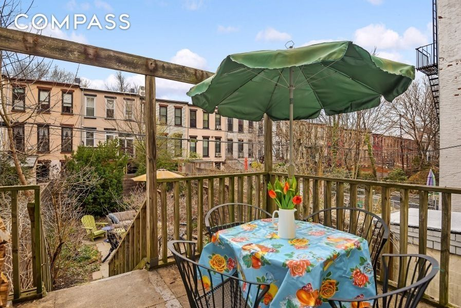 510 7th Street, cool listings, park slope, townhouses, outdoor spaces,