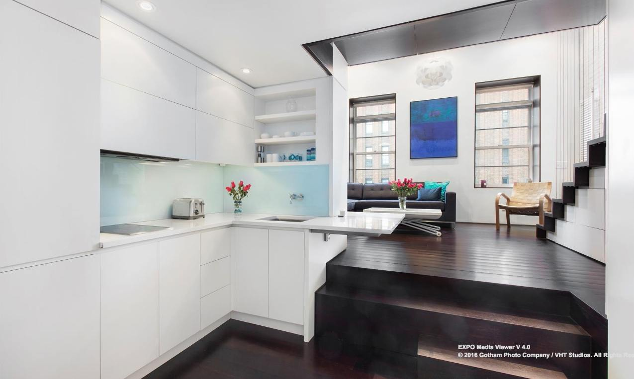 A modest apartment with an incredible transformation asks $699K on ...