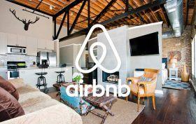airbnb, airbnb logo, short term rentals