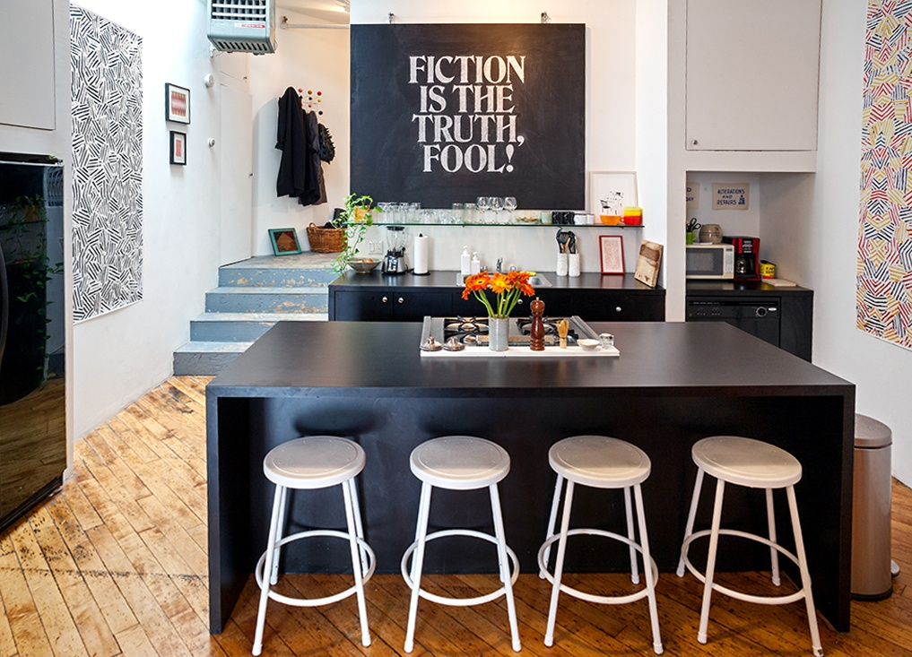 My 1400sqft: Inside creative couple Molly Young and Teddy Blanks perfectly outfitted ...
