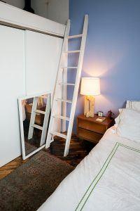 molly young, teddy blanks, molly young apartment, williamsburg loft, brooklyn loft