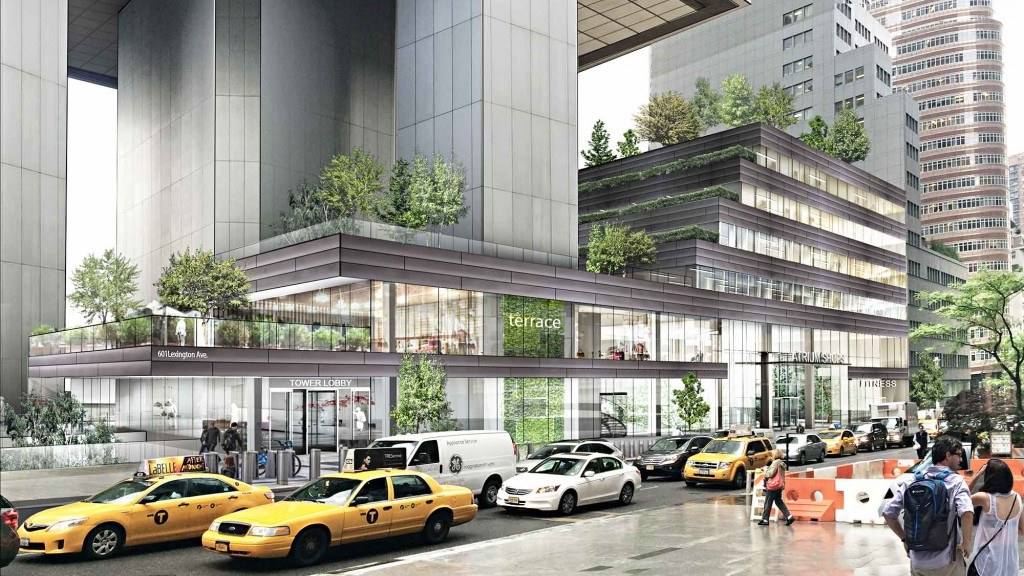 Renderings Revealed For Citicorp Building S Proposed New