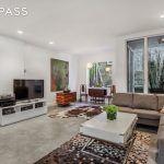 222 Madison Street Living Room
