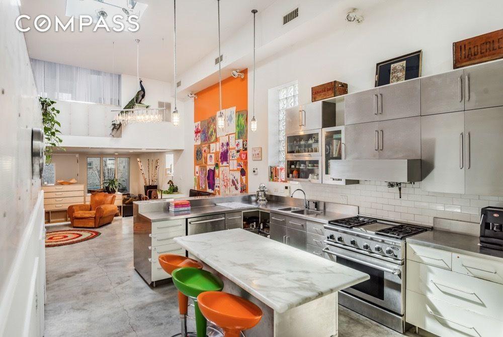 222 Madison Street, nyc lofts