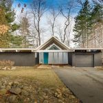 130 Grotke Road, Eichler, Jones & Emmons, upstate, Chestnut Ridge, cool listings, Modern homes, modernism, historic homes, architecture