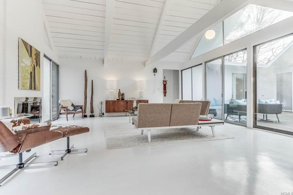Rare East Coast Eichler Home Asking 490k Shows Off Its
