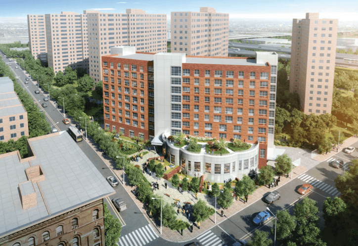 Low-income senior housing lottery opens for 83 units at Perkins Eastman-designed building in Mott Haven