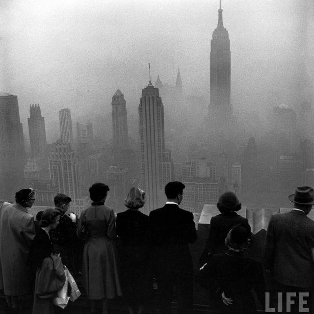 Remembering New York City's days of deadly smog