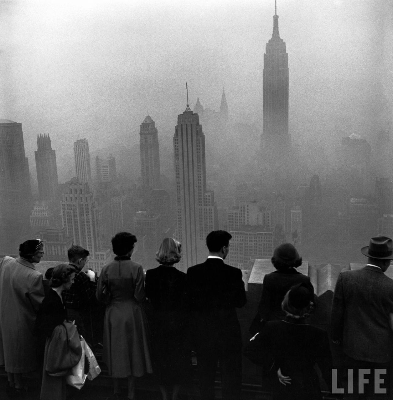 Remembering New York City S Days Of Deadly Smog 6sqft