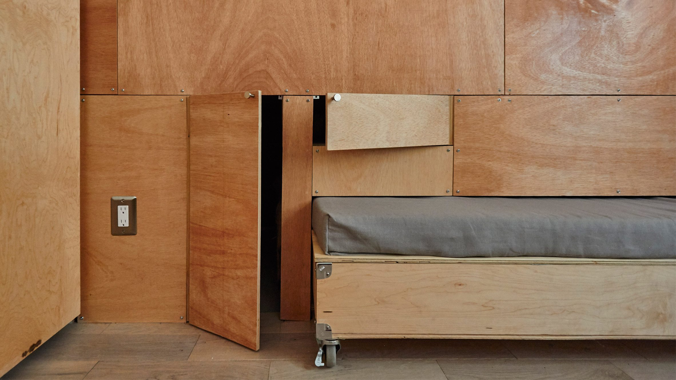 peter kostelov, sliding furniture