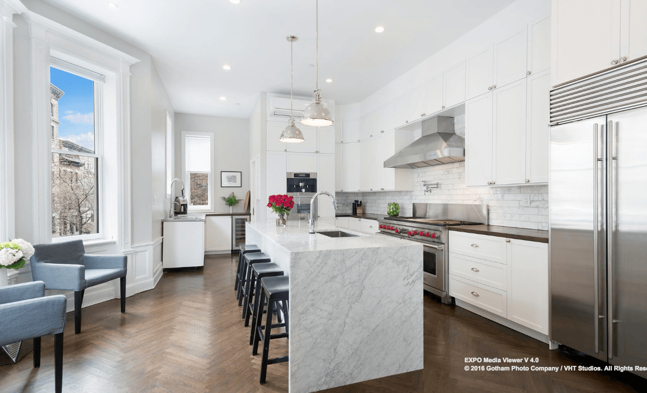 $5.5M ask for renovated Hamilton Heights mansion is a new Harlem ...