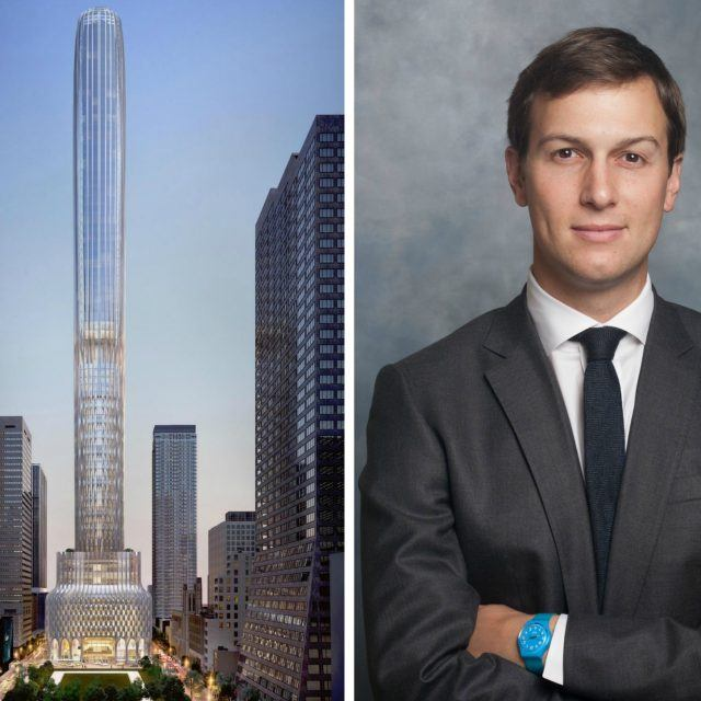 Kushner Cos. vision for 666 Fifth Avenue has Zaha Hadid design and $12B ambitions